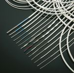 Single Wire Equipment Wire Silver Plated High Strength Copper Alloy