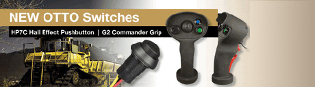 NEW HP7C Pushbutton and G2 Commander Grip