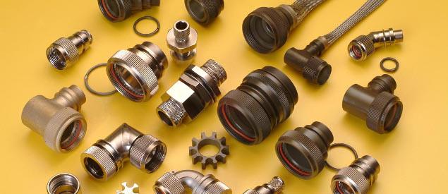 Adaptors & Backshell Types and Materials
