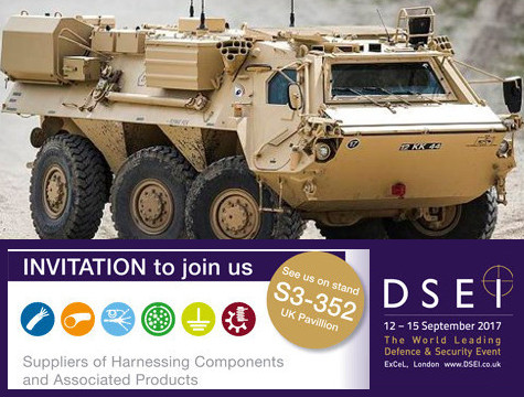 Exhibition: DSEI, 12-15 September, ExCel London