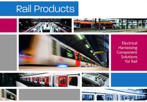 Introducing our new Rail industry products brochure